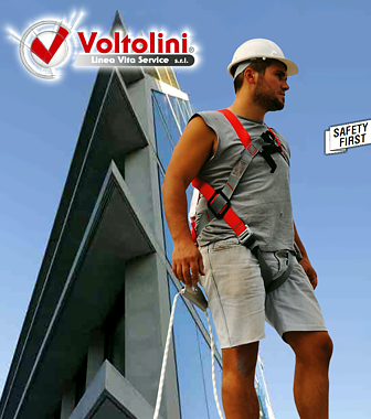 Safety First - Soluzioni Anticaduta